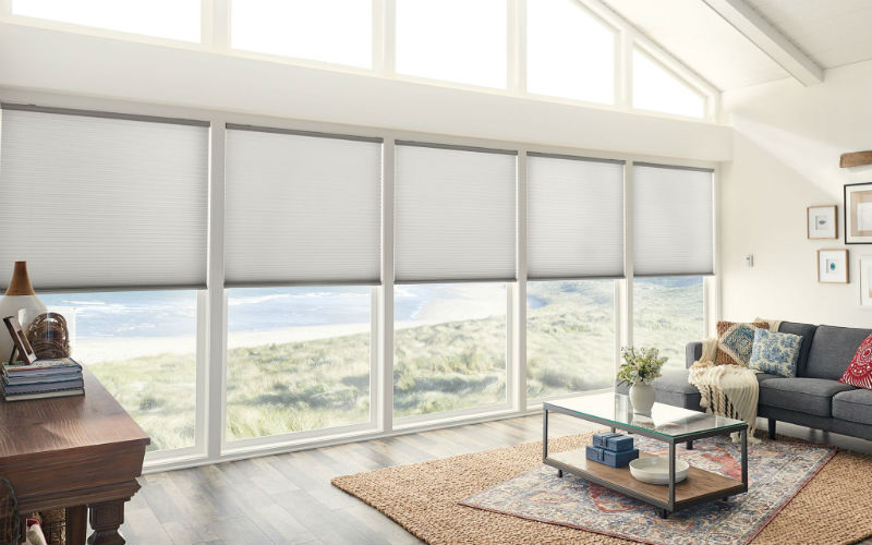 honeycomb, cecullar blinds